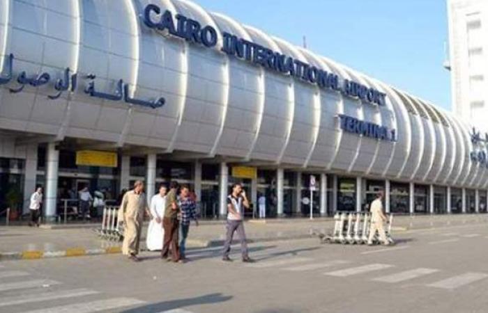 حبس راكبين حاولا تهريب 10 كيلو من مخدر الآيس بمطار القاهرة