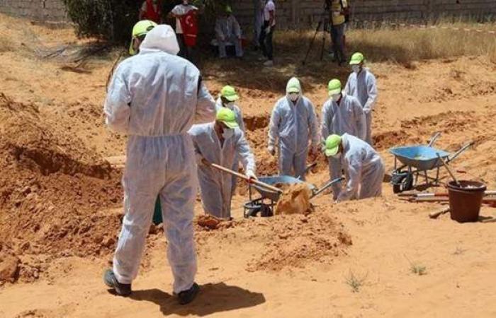 اكتشاف مقبرة جماعية تضم رفات 400 شخص في شمال العراق