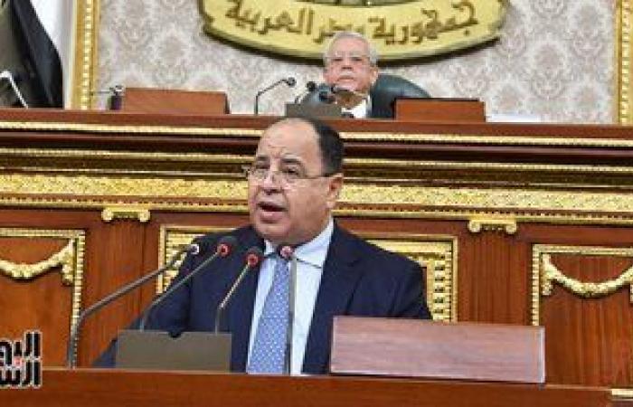 وزير المالية: نستهدف رفع كفاءة الإدارة الضريبية ومحاربة الاقتصاد غير الرسمى