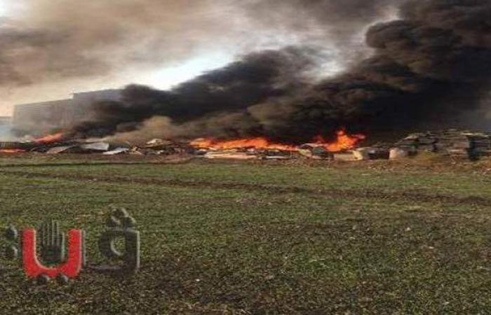 حريق يلتهم 11 ألف كتكوت بمزرعة دواجن فى الشرقية