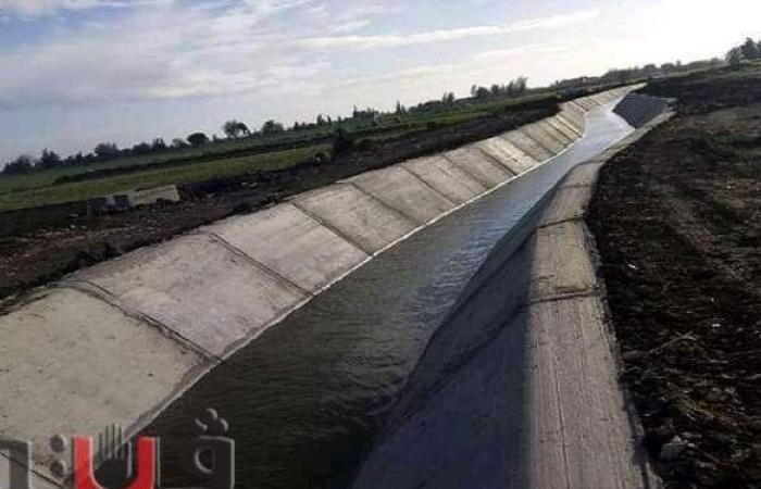 10 معلومات عن مشروع تبطين الترع في محافظة الشرقية | صور