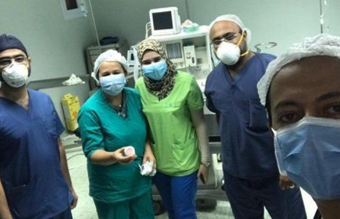 إجراء أول عملية زرع قرنية بمستشفى عين شمس العام