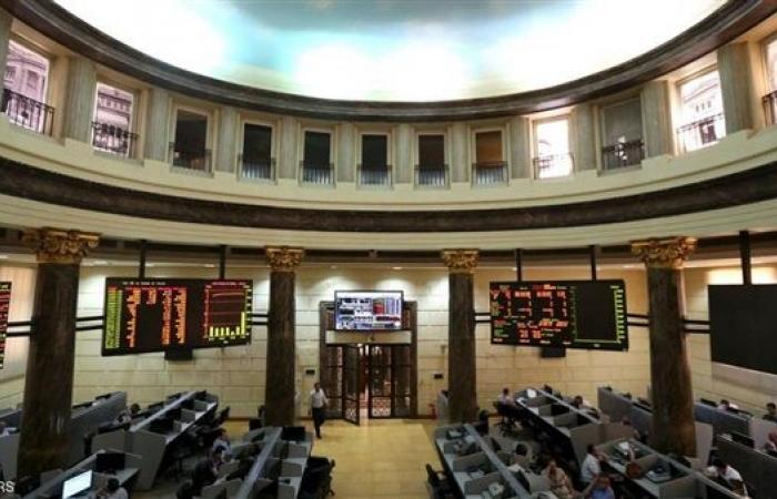 بختام أولي جلسات فبراير.. البورصة المصرية تربح 6.2 مليار جنيه