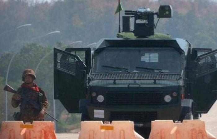 اليابان تطالب الجيش في ميانمار بالإفراج عن رئيسة الحكومة