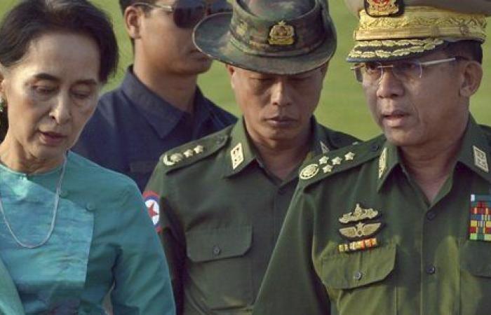 """ماذا يحدث في ميانمار؟ القصة الكاملة لاستيلاء الجيش على السلطة """"صور"""""""