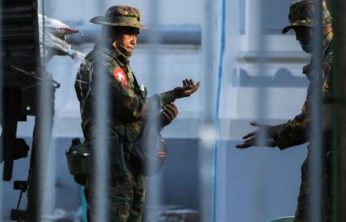 إيران تتحرك بعد الانقلاب العسكري في ميانمار