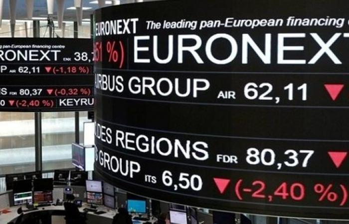 البورصات الأوروبية ترتفع بالختام بقيادة قطاع التكنولوجيا