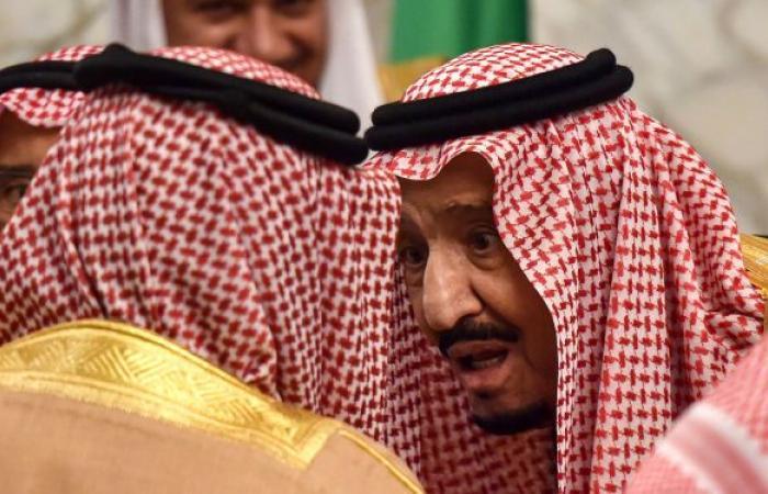 """""""رسالة حزينة"""" من قادة الإمارات إلى الملك سلمان بعد """"مصيبة الأمس"""""""