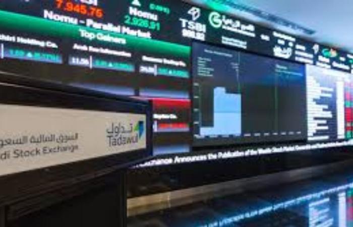تراجع ملكية الأجانب بالأسهم السعودية 447 مليون دولار الأسبوع الماضي