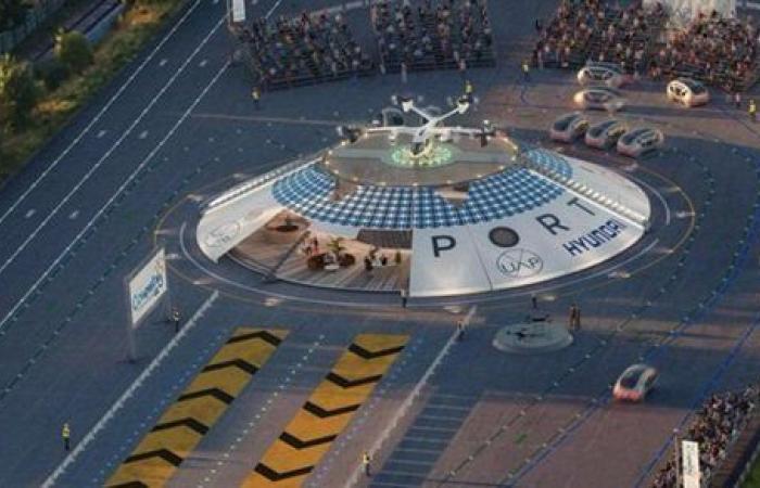 شاهد.. أول مطار في العالم للسيارات الطائرة.. تفاصيل