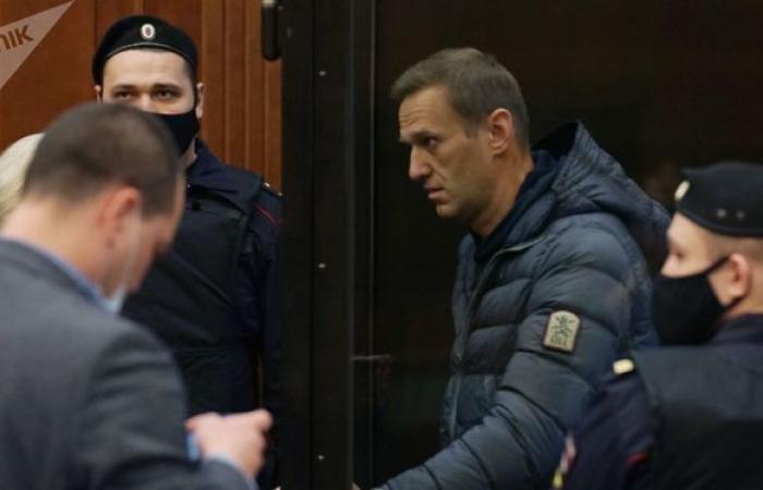 """روسيا ترد على """"محاولات التدخل الغربية"""" في قضية نافالني"""