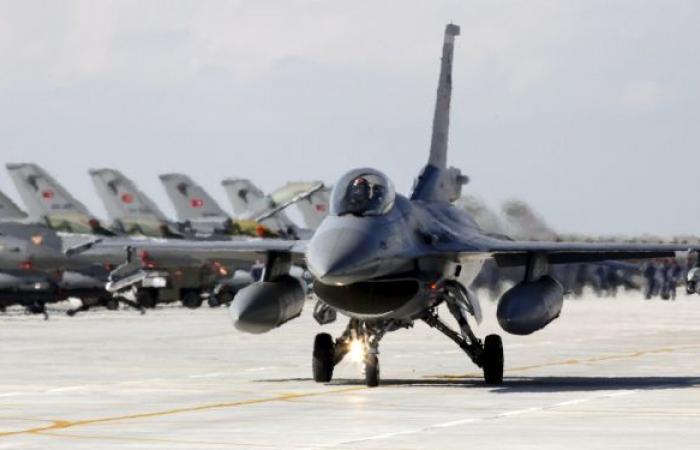 الدفاع التركية تعلن تحييد 10 مسلحين من حزب العمال الكردستاني بقصف جوي شمالي العراق