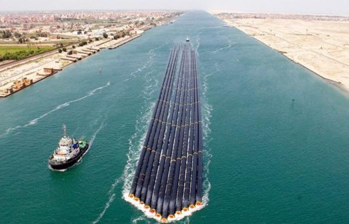 ربيع: قناة السويس لن تتأثر بأي مشروع ومسارها سيظل الأقصر والأكثر أمنًا