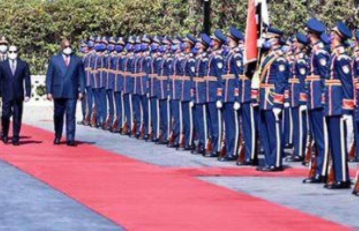 الرئيس السيسى: استعرضت مع رئيس الكونغو تطورات سد النهضة