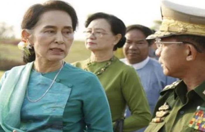 قائد جيش ميانمار: انتقال السلطة للقوات المسلحة أمر حتمي