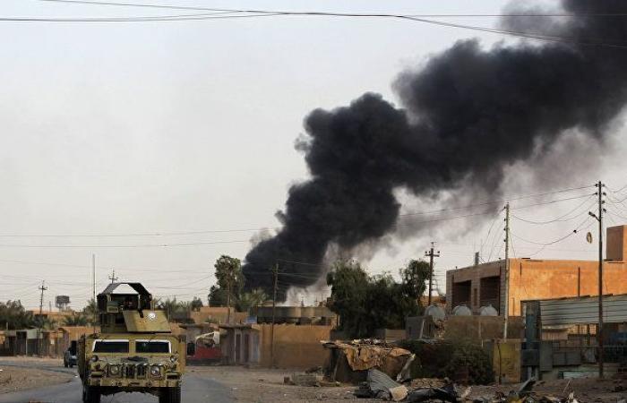 """مقتل 5 من الحشد الشعبي باشتباكات مع """"داعش"""" شرقي العراق"""