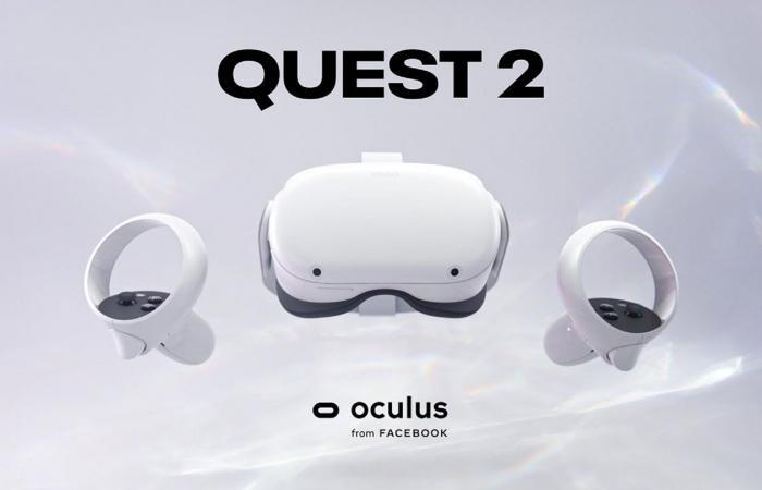 نظارات Oculus Quest 2 تبيع 1.4 مليون نسخة خلال الربع الرابع من 2021