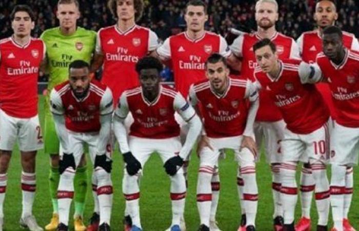 تشكيل أرسنال لمواجهة ولفرهامبتون في الدوري الإنجليزي