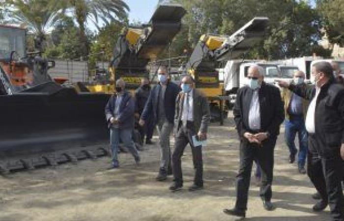 """محافظة الجيزة تبدأ تطوير 42 قرية بمراكز الصف وأطفيح ضمن """"حياة كريمة"""""""