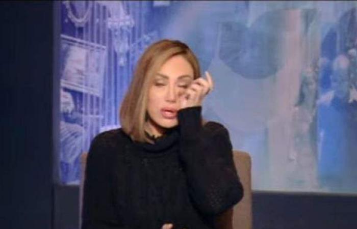 لحظة بكاء ريهام سعيد على الهواء.. اعرف السبب | فيديو