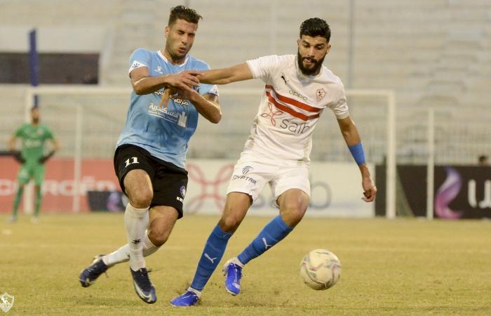 جدول ترتيب هدافي الدوري المصري بعد مباريات اليوم الثلاثاء