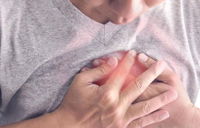 ضيق التنفس أثناء الاستلقاء يدق ناقوس الخطر