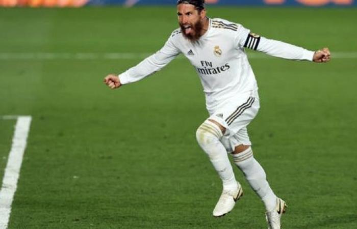 راموس يلمح لرحيله عن ريال مدريد