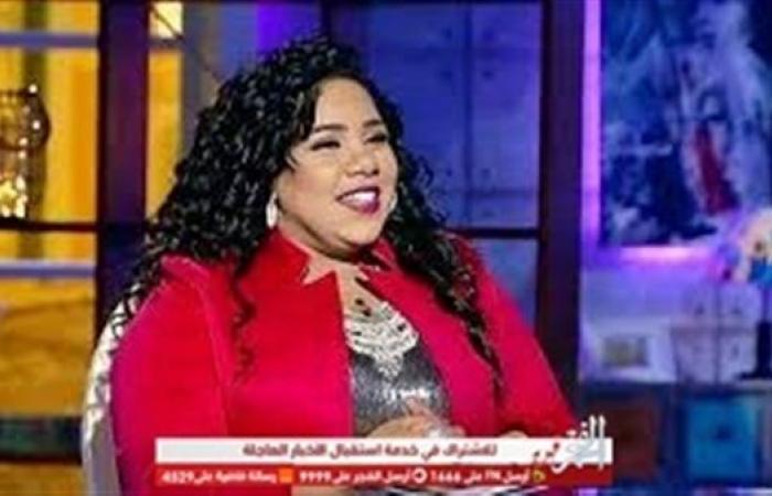 """شيماء سيف تكشف لـ""""الفجر الفني سبب مشاركتها في مسلسل """"في بيتنا روبوت"""""""