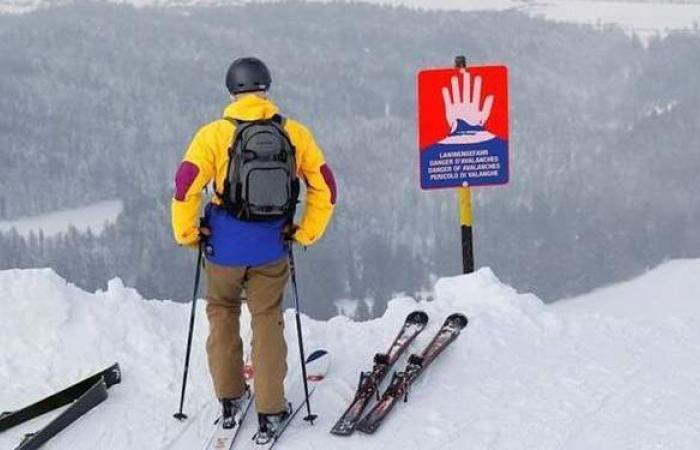 انهيارات ثلجية تودي بحياة 4 أشخاص في النمسا