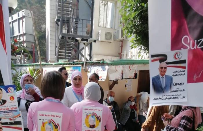 """""""البونبون والزى الموحد"""".. دعاية المرشحين بانتخابات الأطباء البيطريين بالقاهرة والجيزة"""