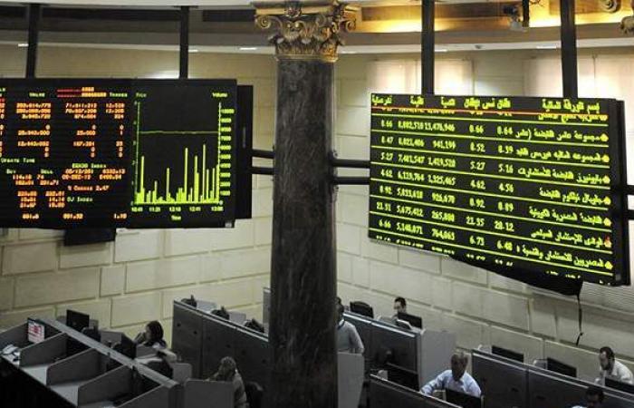 ارتفاع جماعي لمؤشرات البورصة المصرية بمنتصف التعاملات اليوم