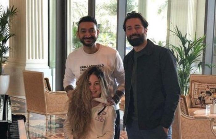صدفة حلوة.. نادر حمدي يعلق على ظهوره مع أحمد حاتم