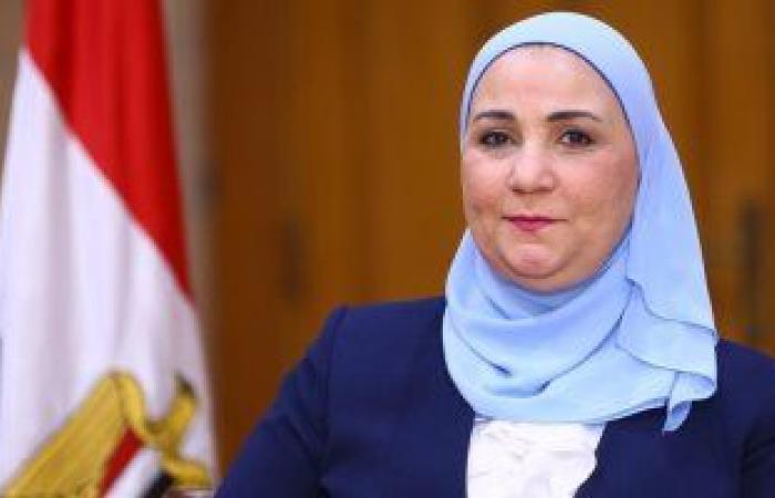 الحكومة تهنئ وزيرة التضامن لاختيارها ضمن أهم 7 سيدات مؤثرات بالوطن العربى