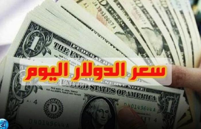 أسعار الدولار أمام الجنيه اليوم الثلاثاء 2-2-2021