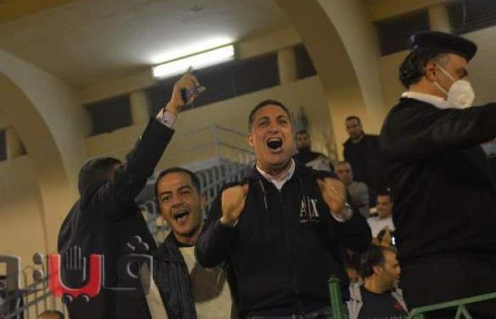 فرحة هيستيرية لجماهير ولاعبي المحلة بعد الفوز على الزمالك | صور