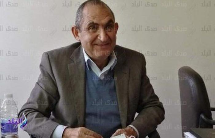 علي صبري أمينا عاما لجامعة كفر الشيخ