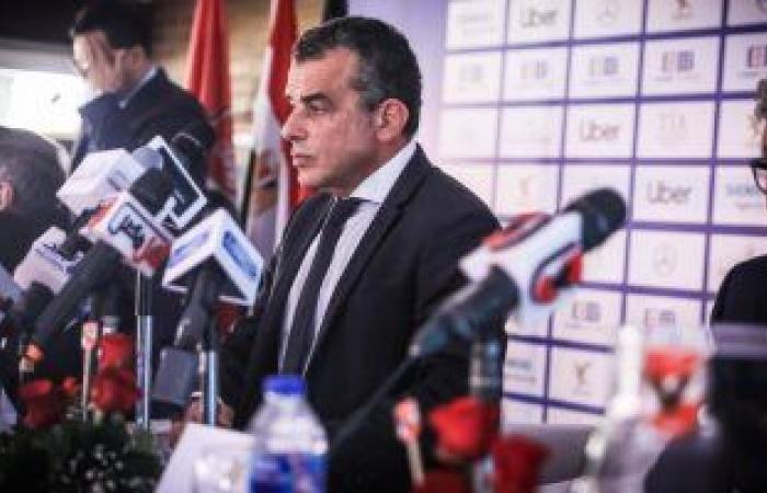 خالد مرتجى: الأهلي اسمه سابقه وبكيت بعد استقبال الجماهير للفريق فى الدوحة