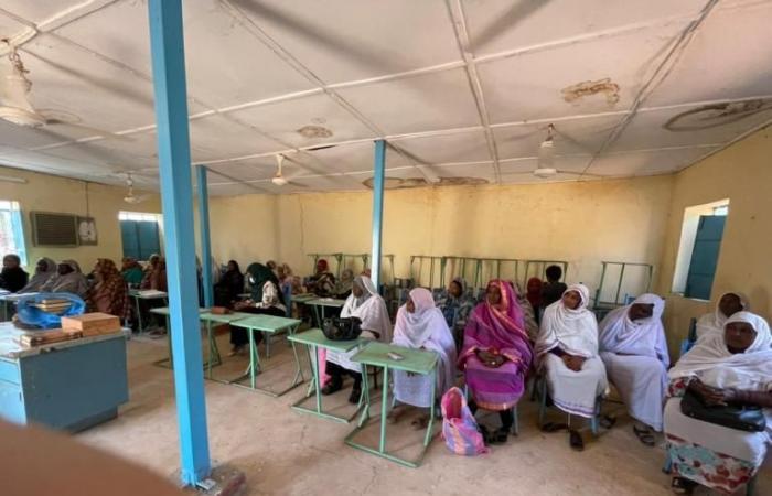 أئمة وواعظات الأوقاف يواصلون نشاطهم بولاية النيل الأبيض فى السودان.. صور