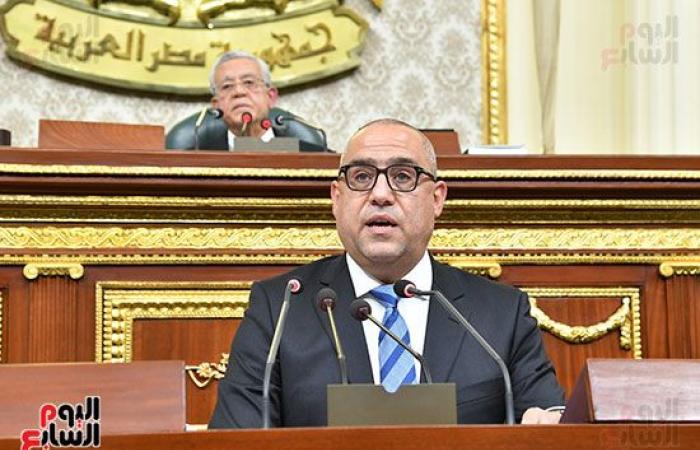 وزير الإسكان للنواب: استكمال مشروعات مدن الجيل الرابع بتكلفة 350 مليار جنيه.. صور