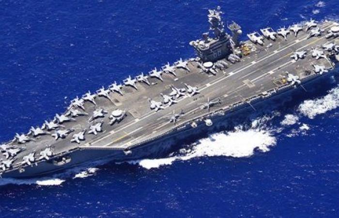 يمكنها تدمير البحرية الإيرانية بالكامل.. لماذا سحبت أمريكا أقوى أسلحتها من الخليج؟