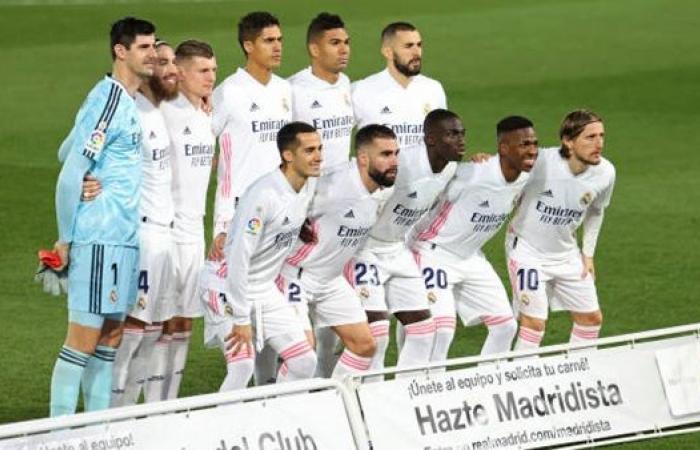 انتكاسة جديدة لنجم ريال مدريد