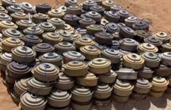 المرصد اليمنى: ألغام الحوثى تسقط قتلى وجرحى وتعوق عودة النازحين