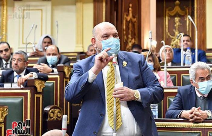 الهيئة البرلمانية لمستقبل وطن: تعيينات القابضة لمياه الشرب غير قانونية.. صور