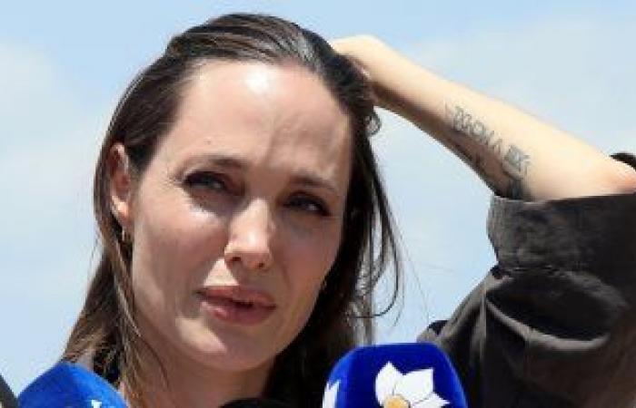 انجلينا جولي: كنت نجمة أفلام الأكشن والآن لا استطيع القفز على الترامبولين
