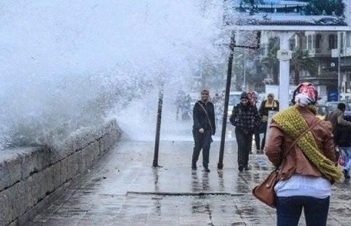غزيرة ومتوسطة من الخميس حتى السبت.. الأرصاد تعلن خريطة توزيع الأمطار على مستوى الجمهورية