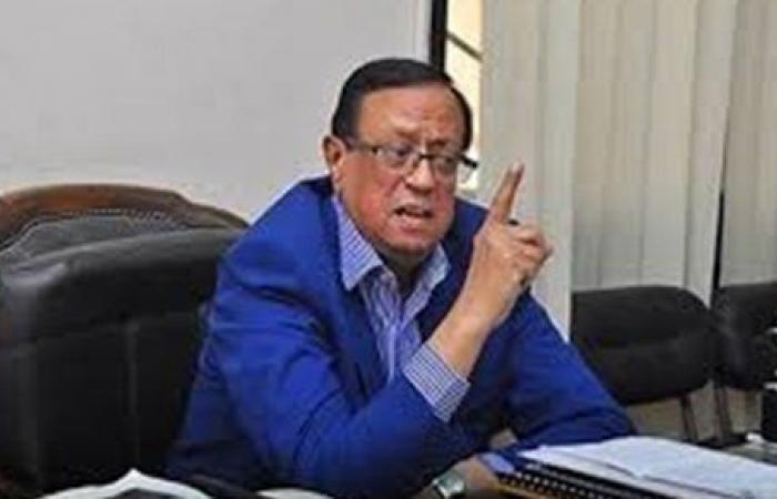محمود علم الدين: فرق متخصصة وتأمينات كبيرة للمنصات الإلكترونية بجامعة القاهرة