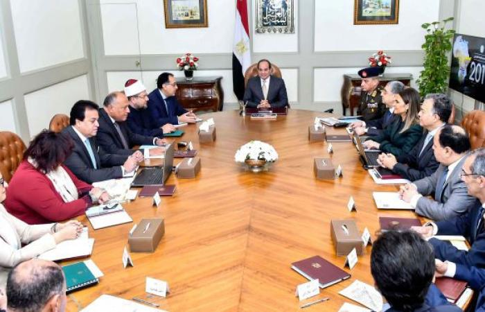 مصر... السيسي يصدر قرارا جمهوريا جديدا بشأن شرم الشيخ