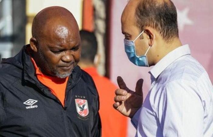 سلبية مسحة لاعبي الأهلي قبل مواجهة الدحيل غدا