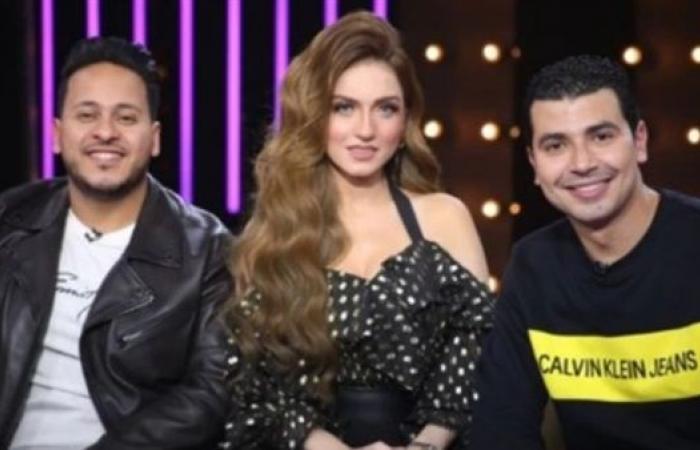 """الليلة محمد أنور وكريم عفيفي وإيمان السيد وعمر كمان ضيوف برنامج """"ليلة الخميس"""""""