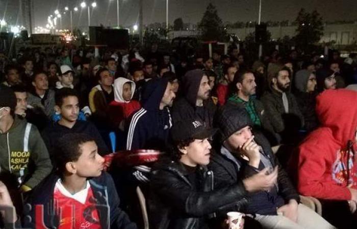 فرحة جماهير الأهلي لم تكتمل بعد إلغاء حكم الفار الهدف الثاني | فيديو